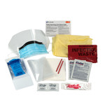 First Aid Only BBP Spill Clean Up Kit - 092265-21473