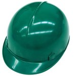Jackson Safety C10 Green High Density Polyethylene Cap Style Bump Cap - 4-Point Suspension - Pin Lock Adjustment - 024886-04589