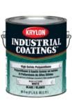 Krylon Industrial Coatings K0408 White Chemical-Resistant Coating - Liquid 1 gal Pail - 81009