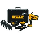 Dewalt Max Press Tool Kit - 4 in Capacity - DCE200M2K
