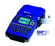 Brady BMP 51 BMP51-KIT-AC Portable Label Printer - 38.1 mm Max Label Width - 14707