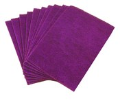 AbilityOne Skilcraft Scouring Pad - 9 in Overall Length - 6 in Width - 2940