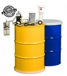 Justrite Aerosolv Dual Compliant Stainless Steel Aerosol Recycling System - 697841-15113