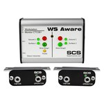 SCS WS Aware Body Voltage Monitor - 81 mm Length - 57 mm Wide - 33 mm Deep - CTC061-RT-242-WW
