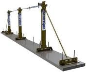 DBI-SALA SecuraSpan Fall Protection Kit - 50 ft Length - 840779-00499