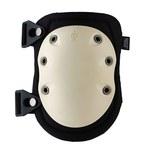 Ergodyne Proflex 325 Tan Nylon Knee Pad - Buckle Strap - Rubber Foam Padding - 720476-18325