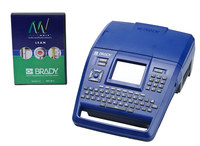 Brady BMP 71 BMP71-MW Portable Label Printer - 2 in Max Label Width - 80184