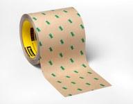 3M 9786 Bonding Tape - 2 in Width x 60 yd Length - 5.5 mil Thick - Kraft Paper Liner - 97409