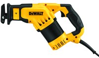 Dewalt Reciprocating Saw - 1 1/8 in Stroke Length - 3000 SPM - 27180