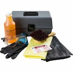 Brady Cleaning & Charging Safety Kit 45296 - 754476-45296