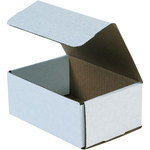 Oyster White Corrugated Mailer - 7 1/8 in x 5 in x 3 in - SHP-2548