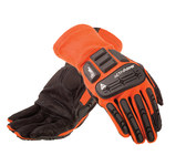 Ansell Activarmr 97-200 Red 9 Goatskin Leather Heat-Resistant Glove - 112129