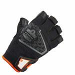 Ergodyne ProFlex 860 Black Large Neoprene/Spandex Work Gloves - Leather Palm Coating - 17284