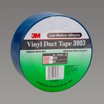 3M 3903 Blue Duct Tape - 2 in Width x 50 yd Length - 6.5 mil Thick - 06978