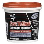 Dap Fast 'n Final Filler Off-White Paste 0.5 pt Tub - 12140
