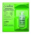 Honeywell Eyesaline Plastic Mounted Eyewash Station - Wall Mount - English, Spanish - 364809-440017