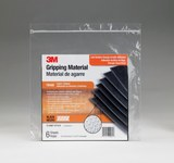 3M TB400 Black Grip Tape - 6 in Width x 7 in Length - 33 mil Thick - Ultra High Durability - 92081
