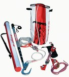 DBI-SALA Rollgliss R250 Red Pole Rescue Kit - 33 ft Length - 840779-00288