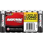 Rayovac Ultra Pro Standard Battery - Alkaline AAA - ALAAA-4BXJ