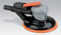 "69013 6"" (152 mm) Dia. Self-Generated Vacuum Dynorbital Silver Supreme Random Orbital Sander"