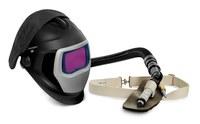 3M Speedglas 25-5702-30W Welding Respirator - Assembly With Headpiece - Belt-Mounted - 051131-49829