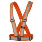 Pioneer StarTech Orange Fit All (2 in) Adjustable Safety Sash - 032738-04489