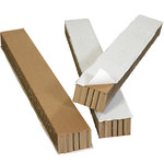 Kraft Honeycomb Pallet Runners - 6 in x 48 in x 4 in - SHP-2469