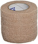 North Tan Rectangular Bandage - 2 in Width - 5 yd Length - 10-5200T