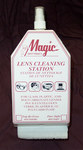 Magic Fog Be Gone Lens Cleaning Station - 760 Tissues/Towelettes - Anti-Fog - PL800FBG