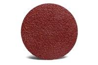 3M 782C Coated Ceramic Quick Change Disc - Fibre Backing - 80+ Grit - 4 in Diameter - 89687