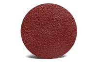 3M Roloc 782C Coated Ceramic Quick Change Disc - Fibre Backing - 80+ Grit - 4 in Diameter - 89677