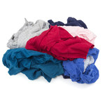 NuTrend 133-10 Mixed 10 lb Reclaimed Rag - Corrugate