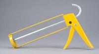 White Lightning Dripless SH200 1-Part Caulk Gun - Supports 10 oz Cartridge - Manual - 01210