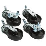 Caster Set for Carton Stands - SHP-8312