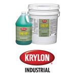 Krylon Industrial Coatings PreCat White Eggshell Chemical-Resistant Coating - 1 gal Can - Base (Part B) - 03828