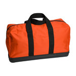 PIP Orange Polyester Arc Flash Kit Duffel Bag - 10 in Width - 24 in Length - 12 in Height - 616314-39482