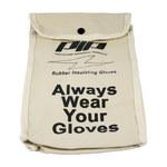 PIP 148-60 White Glove Bag - 12.5 in Length - 148-6011