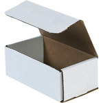 Oyster White Corrugated Mailer - 6 1/2 in x 3 5/8 in x 2 1/2 in - SHP-2528