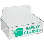 Brady Safety Glasses Dispenser 45234 - 9 in Width - 3 in Height - 754476-45234