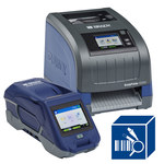 Brady M611 i33D0 M611-I3300-PWID Portable Printer - 2 in Max Label Width - 63895