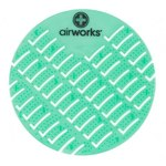 NuTrend AirWorks EVA Cucumber Melon Urinal Screen - NUTREND AWUS237-BX