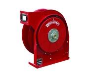 Reelcraft Industries TW5000 Series Gas Weld T-Grade Hose Reel - 25 ft Capacity - Spring Drive - TW5400 OLPT
