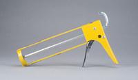 White Lightning Dripless SH111 1-Part Caulk Gun - Supports 10 oz Cartridge - Manual - 01215