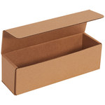 Shipping Supply Kraft Corrugated Mailers - 10 in x 3 in x 3 in - SHP-13716