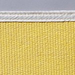 Wilson Yellow Fiberglass 24 oz Welding Fabric Roll - 40 in Width - 50 yd Length - 036000-36171