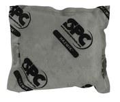 Brady Allwik Gray Polypropylene 14 gal Absorbent Pillow 107677 - 9 in Width - 9 in Length - 662706-28207