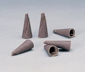 Standard Abrasives 708559 Aluminum Oxide Tapered Cone Point - 1 in Length - 41532