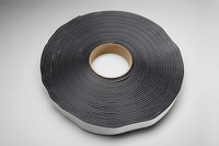 3M Weatherban PF5422 Black Flashing Tape - 1 in Width x 50 ft Length - 1/8 in Thick - 83502
