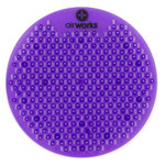 Adenna Airworks Purple Lavender Meadow Urinal Screen - ADENNA AWSFUS236-BX