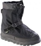 Servus Neos Voyager VNN1 Black Large Waterproof & Rain Overboots/Overshoes - 11 in Height - Nylon Upper - VNN1 SZ LG